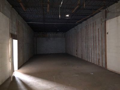 50x40 Warehouse self storage unit
