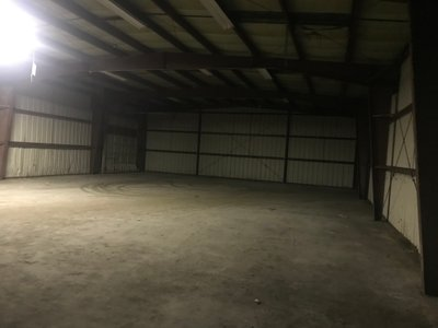 50x80 Warehouse self storage unit