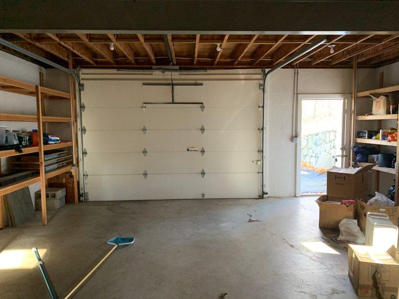 21x22 Garage self storage unit