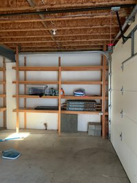 21x22 Garage self storage unit