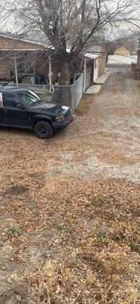 14x12 Parking Lot self storage unit