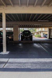 24x13 Carport self storage unit
