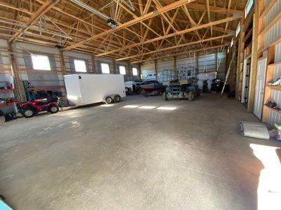 20x7 Warehouse self storage unit