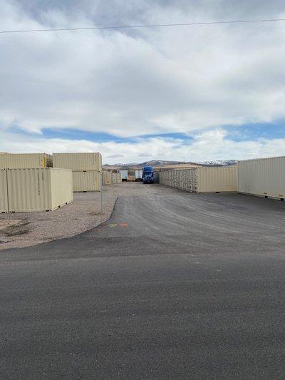 280x200 Parking Lot self storage unit