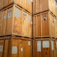7x7 Warehouse self storage unit