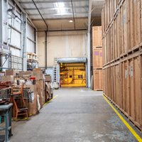 7x7 Warehouse self storage unit