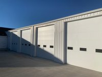 60x16 Garage self storage unit