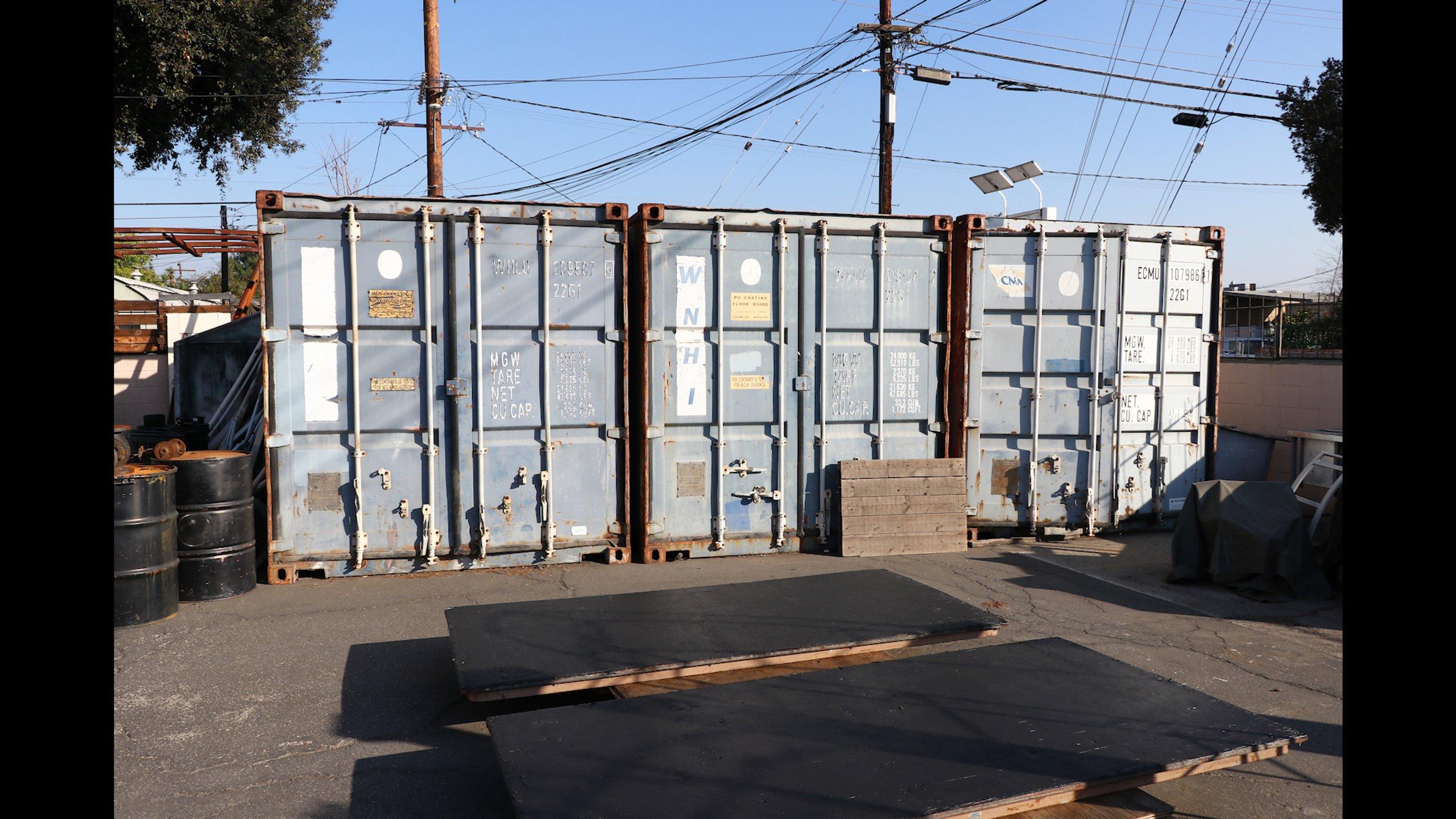 20x8 Other self storage unit