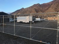40x13 Unpaved Lot self storage unit
