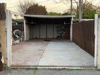 14x10 Carport self storage unit