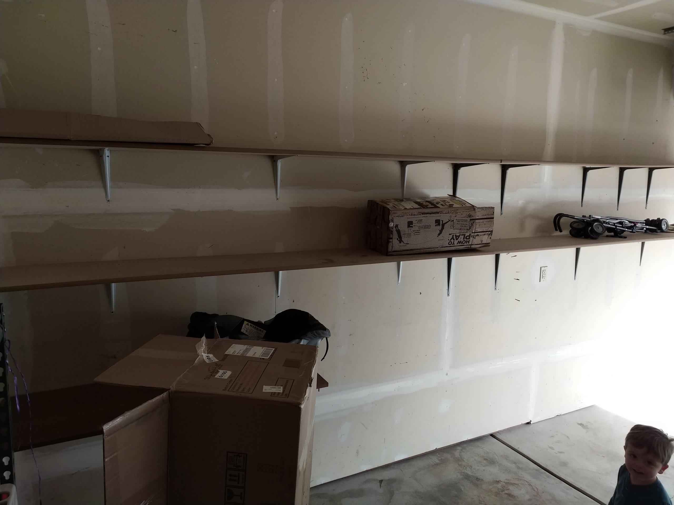 6x2 Garage self storage unit