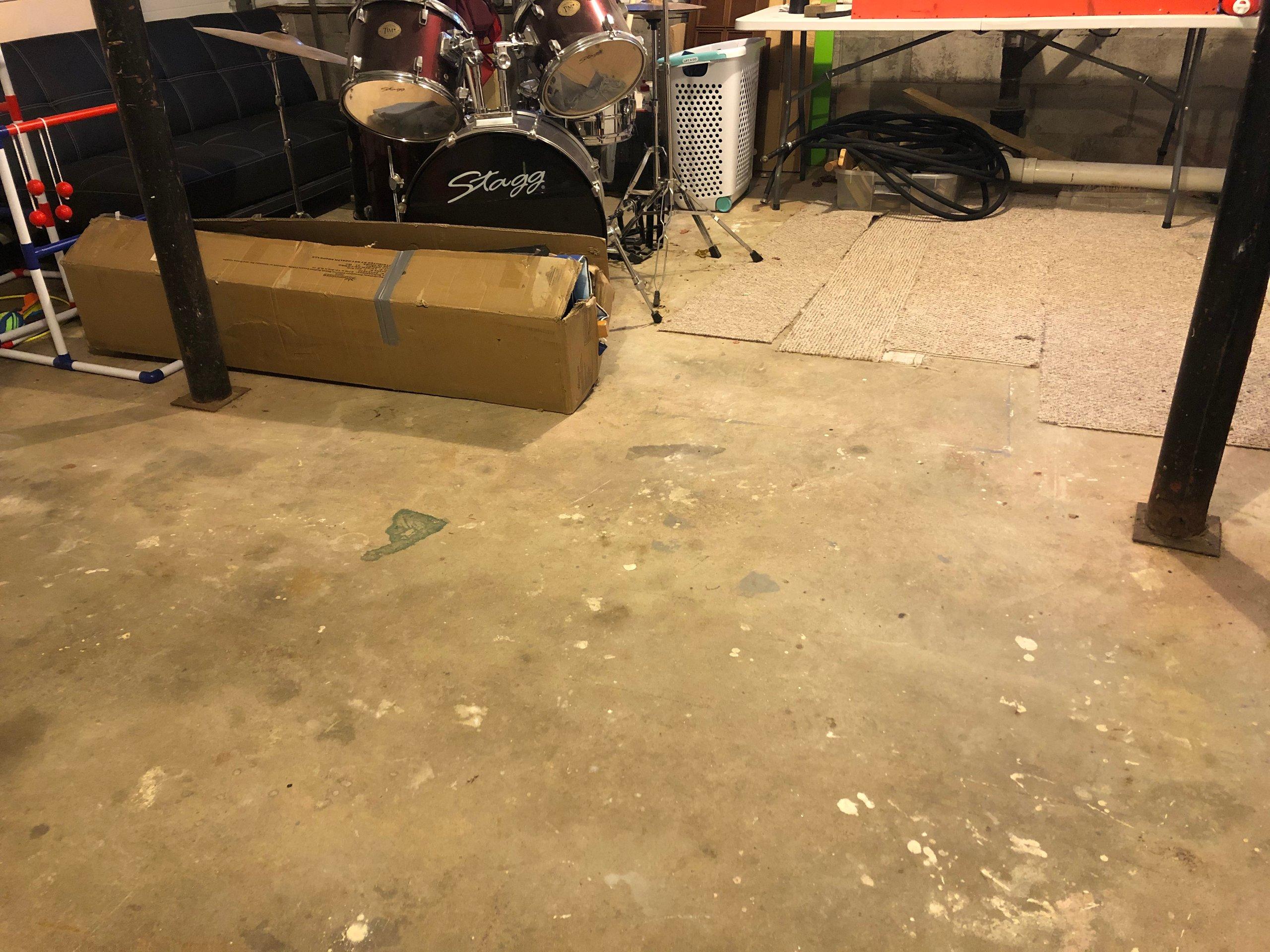 15x16 Garage self storage unit