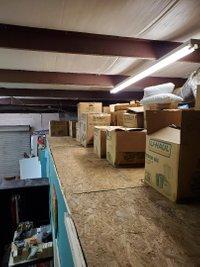 60x20 Warehouse self storage unit
