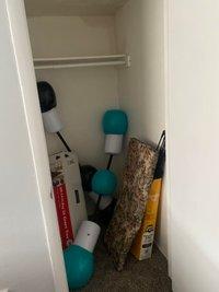 43x36 Closet self storage unit