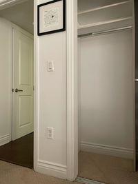 4x5 Closet self storage unit