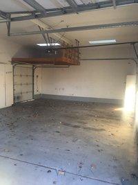 20x25 Garage self storage unit
