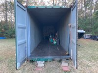 6x4 Shipping Container self storage unit