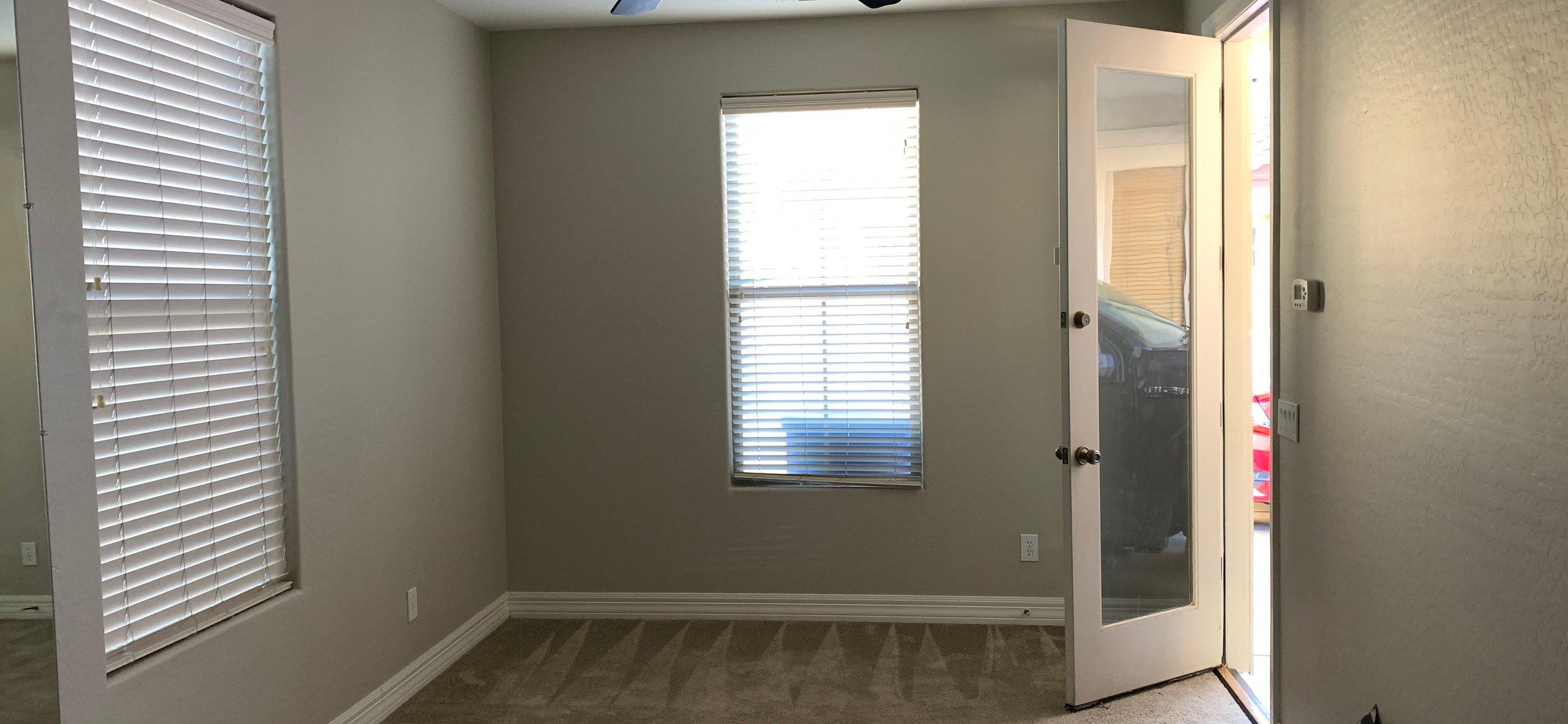 20x10 Bedroom self storage unit