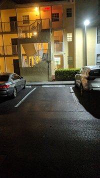 20x10 Parking Lot self storage unit