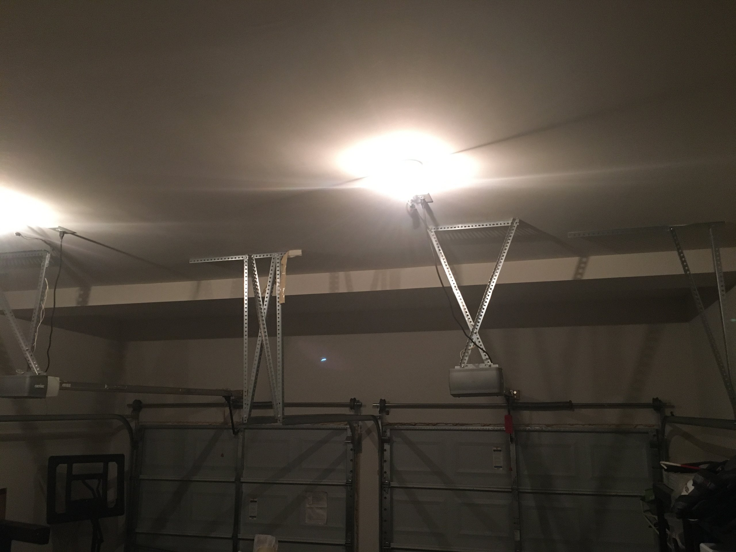 200x200 Garage self storage unit