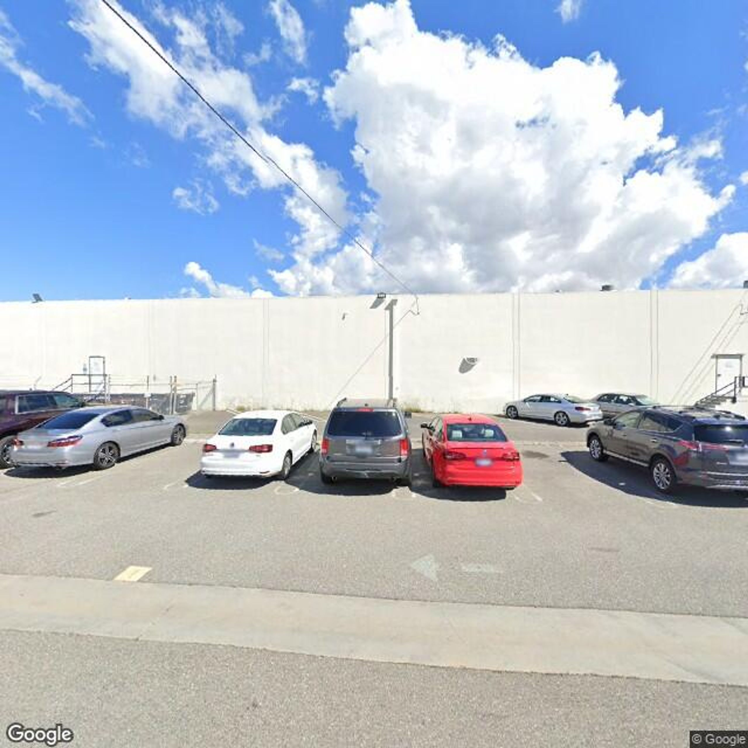 30x10 Warehouse self storage unit