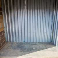 5x10 Self Storage Unit self storage unit