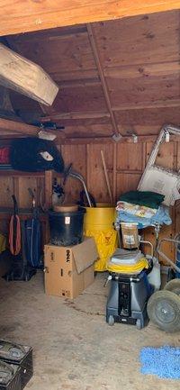 18x15 Shed self storage unit