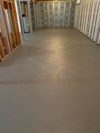 12x50 Basement self storage unit