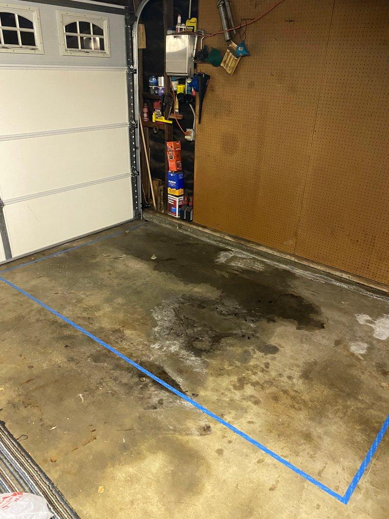 10x6 Garage self storage unit