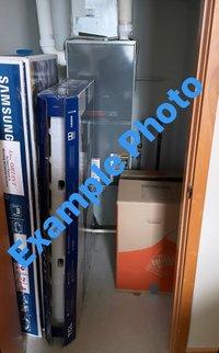 3x3 Attic self storage unit