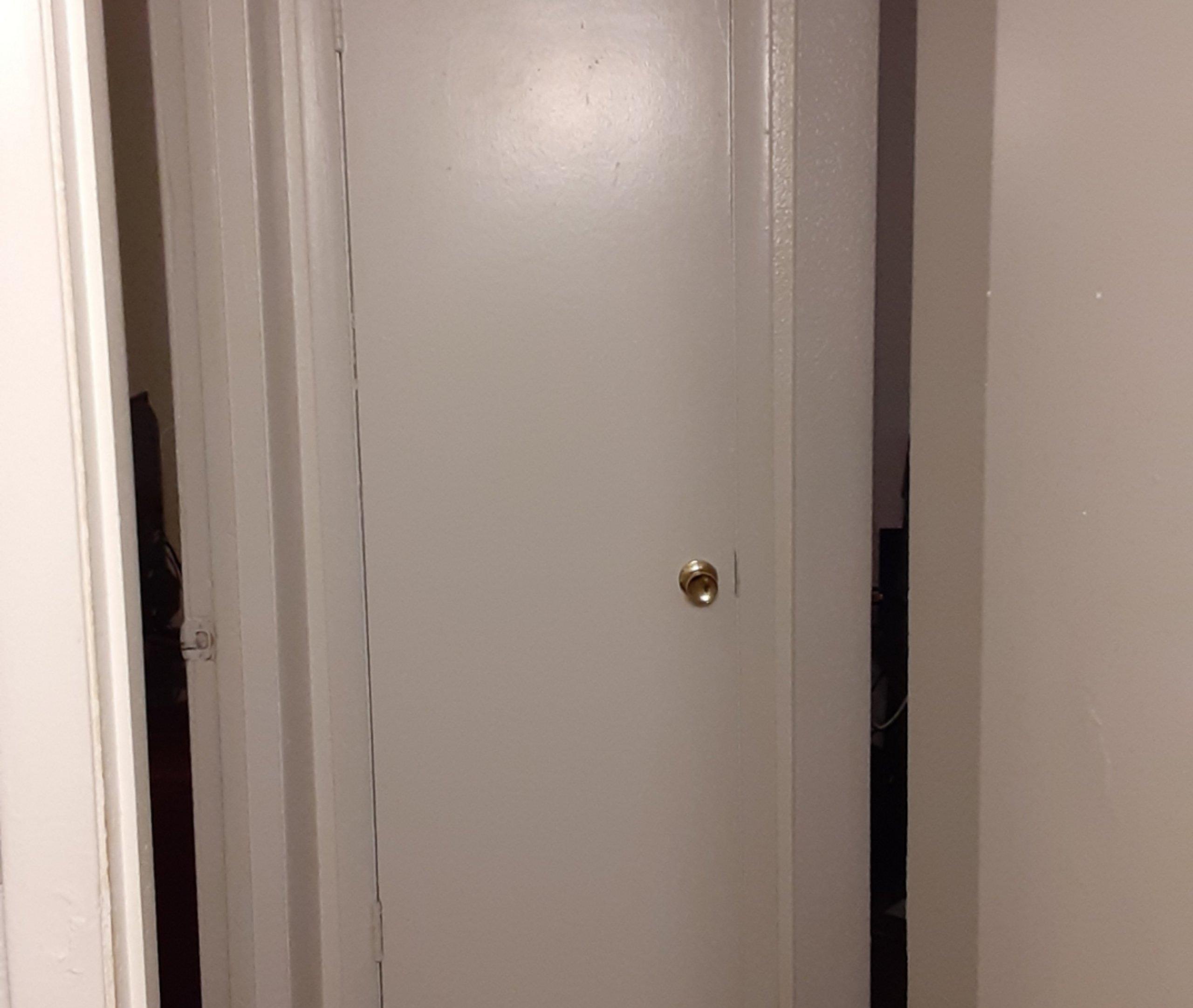 2x2 Closet self storage unit
