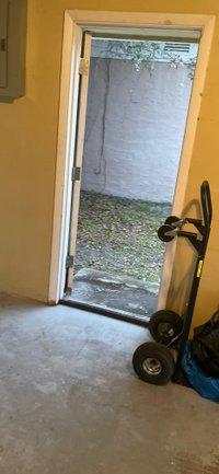 18x12 Garage self storage unit