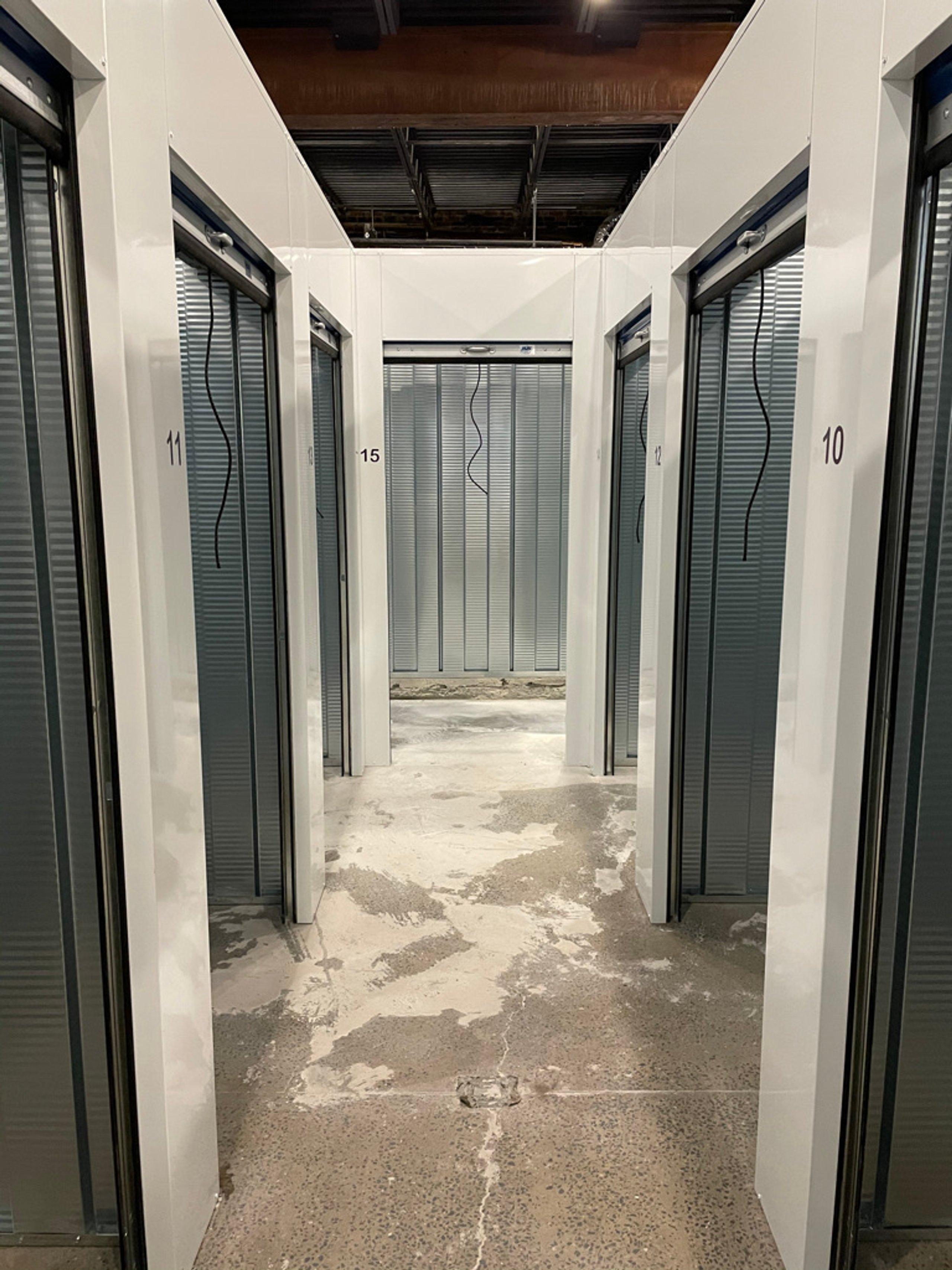 5x12 Self Storage Unit self storage unit