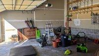 17x22 Garage self storage unit