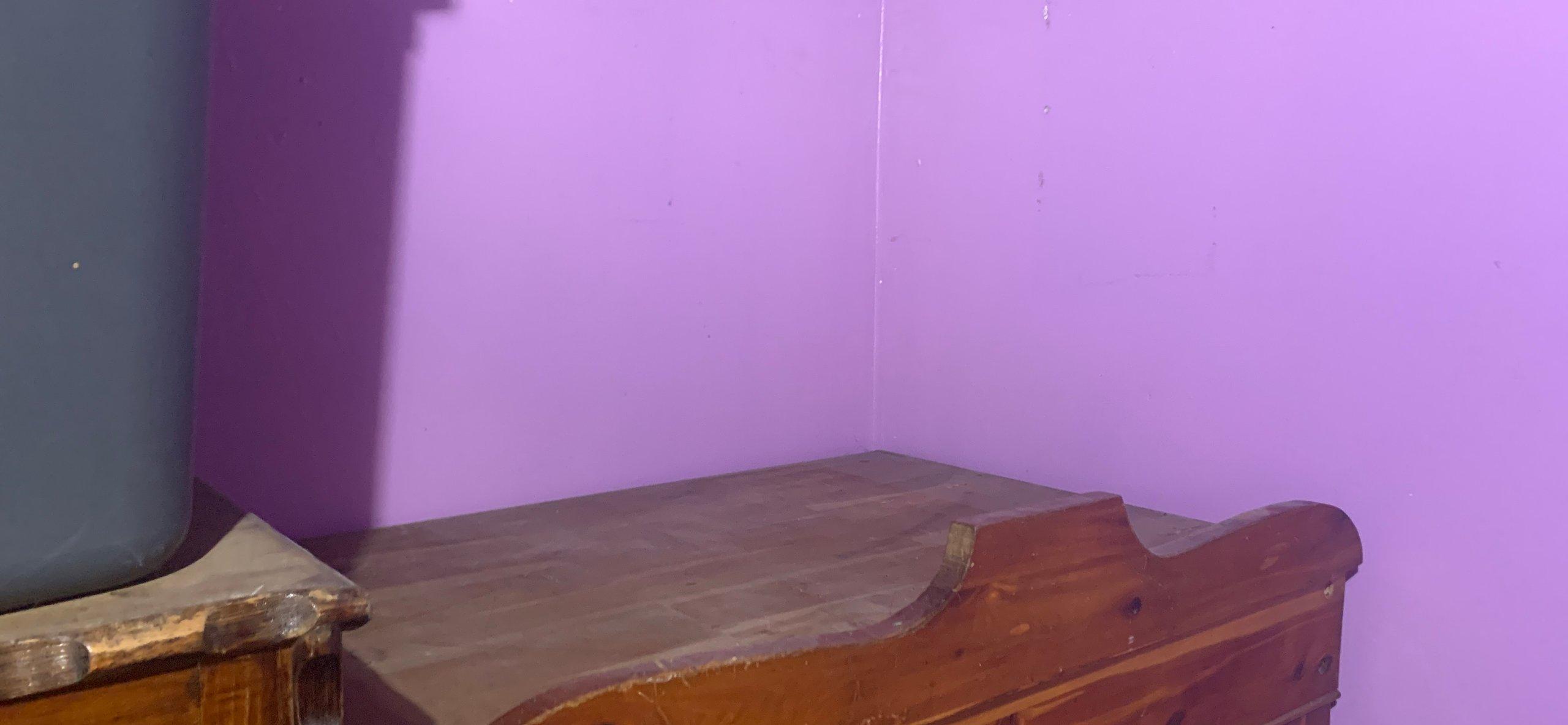2x2 Bedroom self storage unit