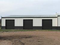 35x10 Shed self storage unit