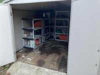 20x15 Shed self storage unit