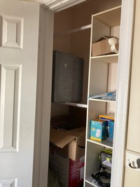8x5 Bedroom self storage unit