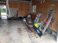 19x15 Garage self storage unit