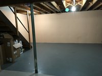 12x14 Basement self storage unit