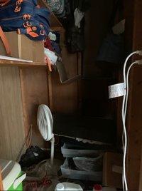 8x20 Garage self storage unit