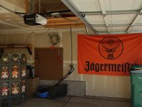21x20 Garage self storage unit