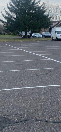 50x50 Parking Lot self storage unit