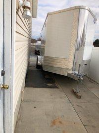 42x10 Driveway self storage unit