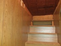 28x17 Attic self storage unit