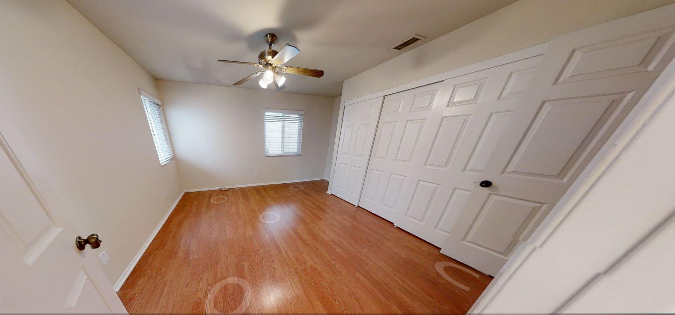 13x14 Bedroom self storage unit