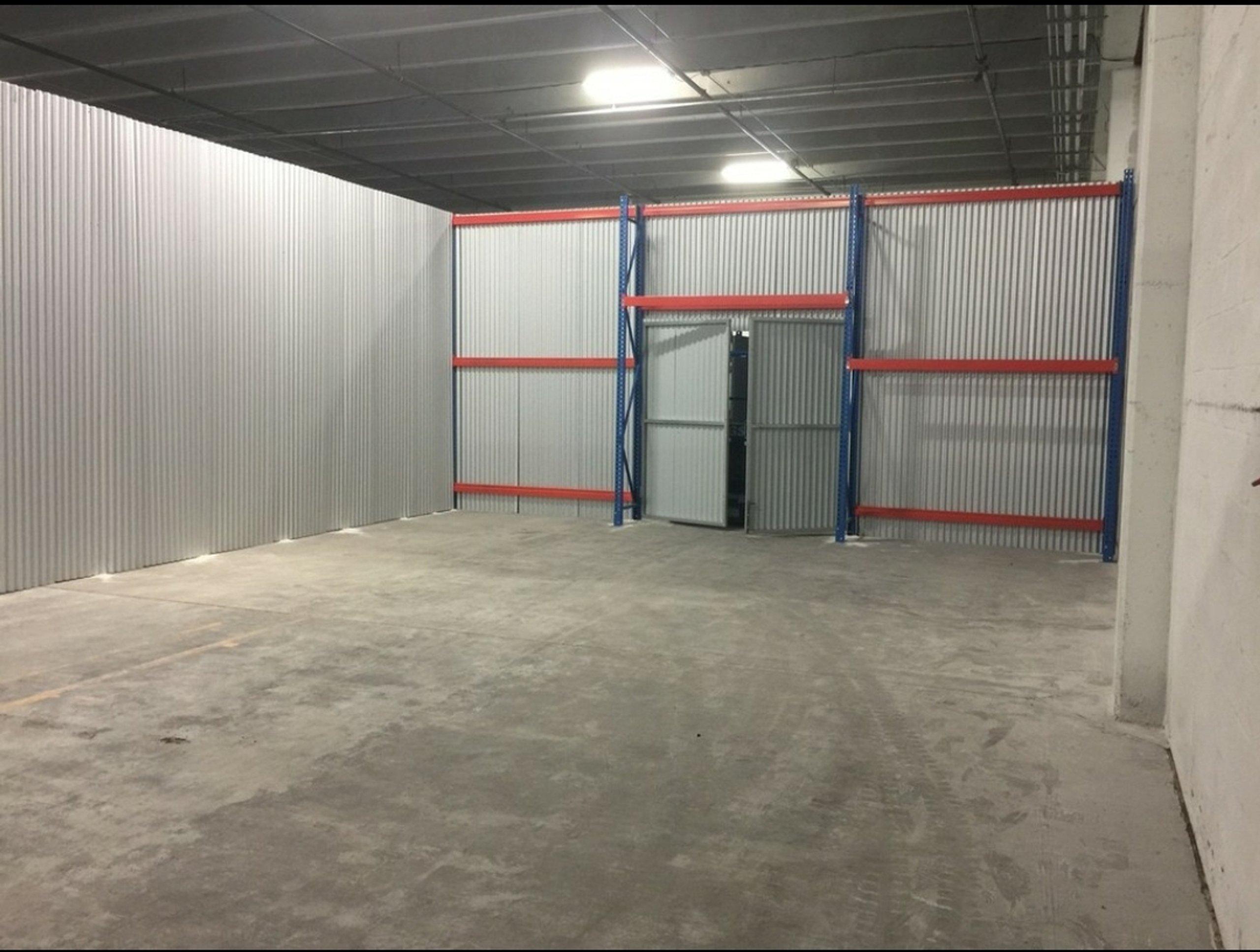 30x16 Warehouse self storage unit