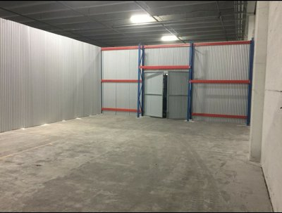 30x16 Warehouse self storage unit