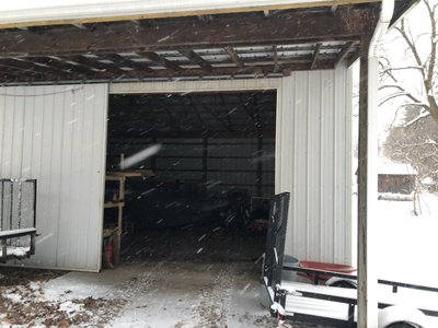 25x15 Warehouse self storage unit