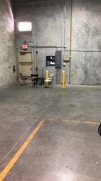 200x100 Warehouse self storage unit